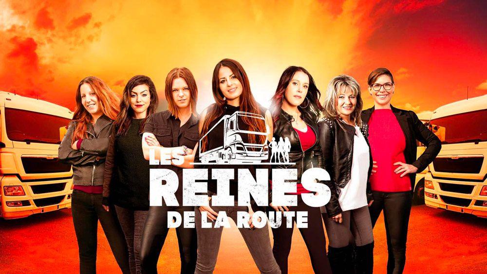 """""""Les reines de la route"""", série documentaire inédite dès ce soir sur 6ter"""