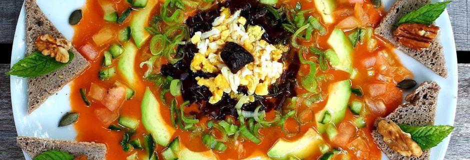 Mon assiette santé Mandala