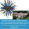 Prieuré de Charrière à Chateauneuf de Galaure, les 6 et 7 avril