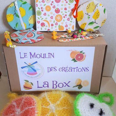 La Box de Le Moulin des Créations... On en parle ?