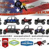 Randos ! - QUAD ACTION POLARIS 38