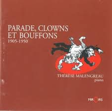 Parade, Clowns et Bouffons (1905-1950)