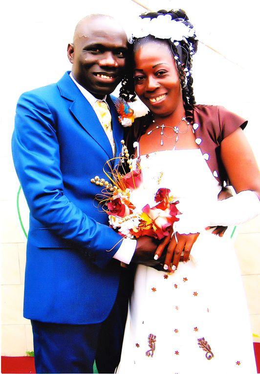 C'était magnifique ! depuis le 8/09/2012 sur les bords de la lagune Ebrié, dans la ville d'Abidjan , quartier Yopougon , à l'église Des Ensemblés de Dieu de Niangon, Notre Soeur Doua Sabine, membre de l'ONG LES NOCES de Côte d'Ivoire vient de r