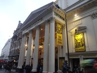 The Lion King London. Una sintesi di immagini