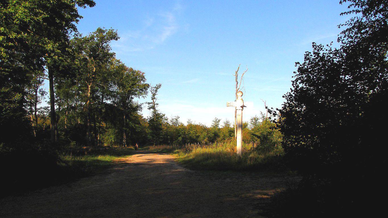 le carrefour de Saint-Crépin