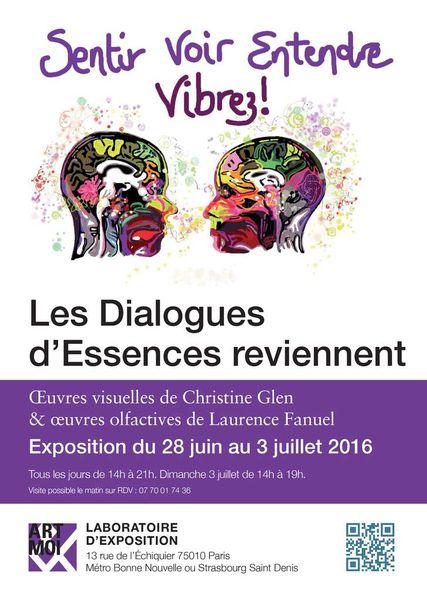 Dialogues, Emotions et Créations au Labo d'exposition