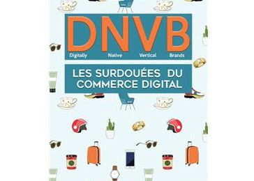 Livre : D.N.V.B. - Les surdouées du commerce digital