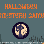 halloween mystery game partagé by nathaliepledran on Genially