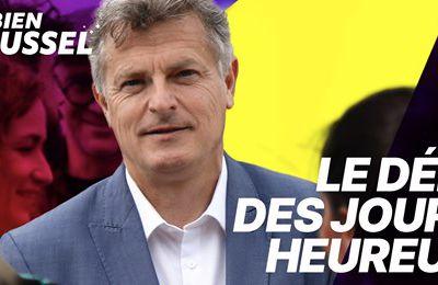 Avec Fabien Roussel en 2022, vous aussi, relevez le défi des jours heureux !