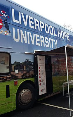Liverpool Hope on Tour