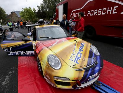 Les engagés au Rallye du var 2015