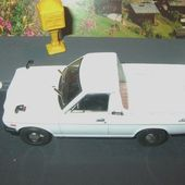 NISSAN SUNNY PICK UP 1971 NOREV 1/43 - car-collector.net