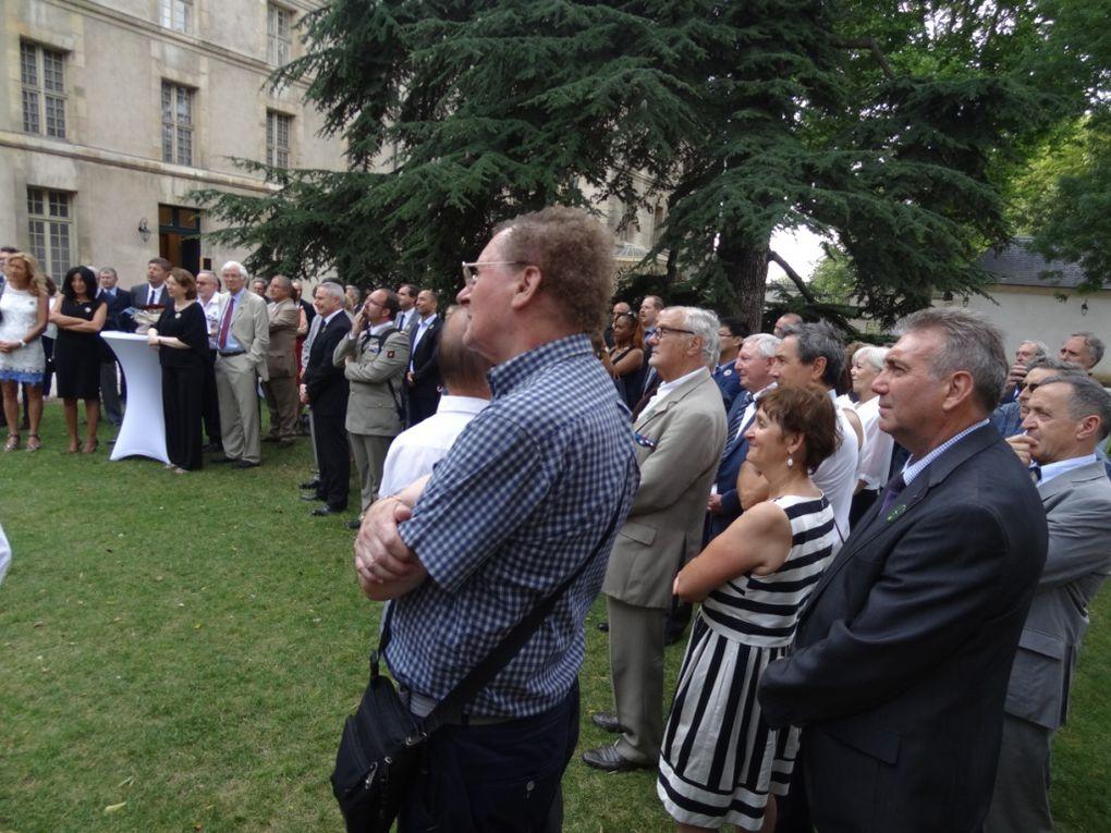 Les Conférences de la RC : retour sur la cérémonie du 22 juin.