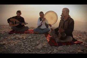 Cordes et tambour berbères