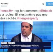 Incidents d'Ajaccio : mais qui est Rachid Birbach, l'étrange invité de France 3 ?