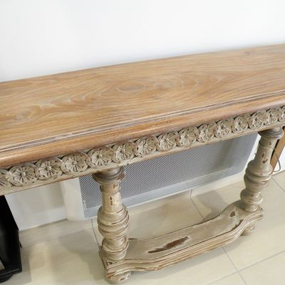 """Console """"shabby chic"""""""