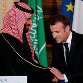 La France et l'Arabie saoudite signent des accords à plus de 14 milliards d'euros + NEOM :une ville futuriste sur les bords de la mer Rouge ! - MOINS de BIENS PLUS de LIENS