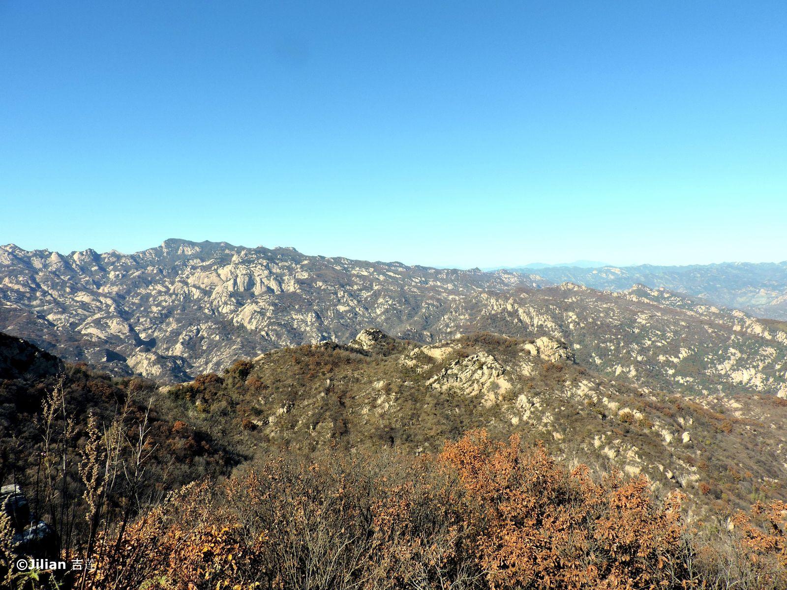Randonnée à la Montagne des Cinq Tours - 上五座楼山徒步