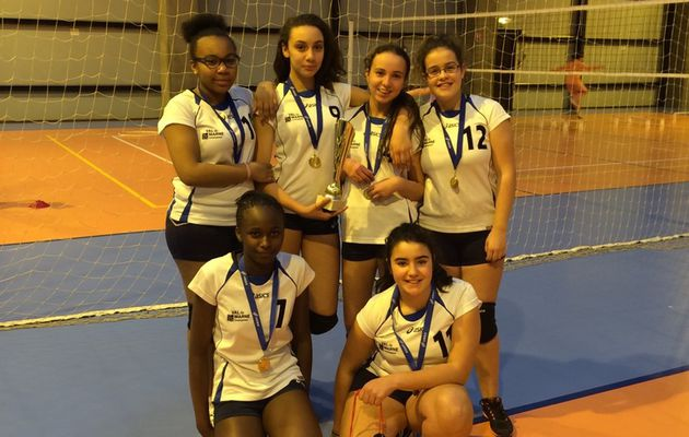 AS Volley semaine du 4 au 8 Avril 2016