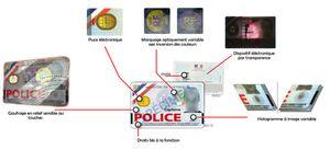 Carte de police : comment reconnaître le vrai du faux ?