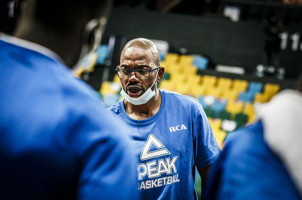Qualifications AfroBasket 2021 : les Fauves locaux quitteront bangui samedi pour Tunis