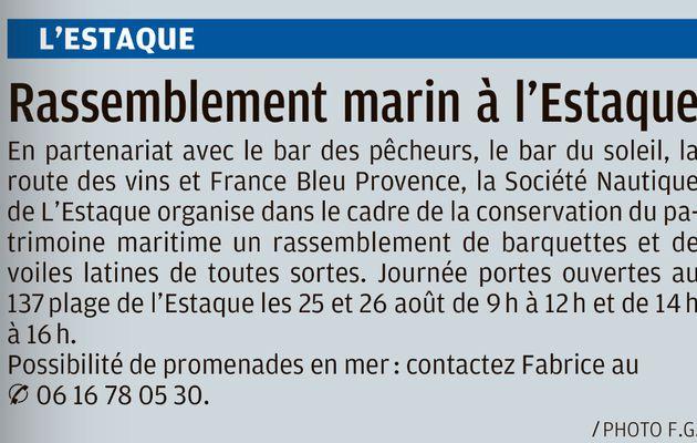 L'Estaque fête les barquettes Marseillaises