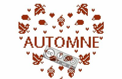 Friday freebie - Coeur Automne