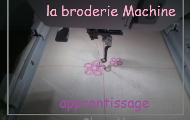 C' groupes FaceBook : coté broderie Machine.