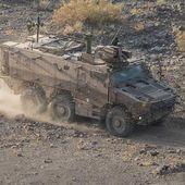 Armée de Terre : Le nouveau blindé Griffon a découvert l'Afrique