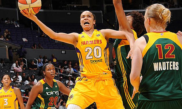 WNBA: Los Angeles confirme, Minnesota l'emporte