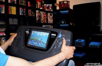 La Game Gear Mega !