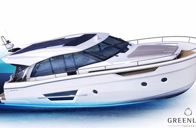 Boot 2021 - Greenline announces the Greenline 45 Coupe