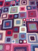 The Adventures of the Gingerbread Lady: TUTORIAL: Crazy Patchwork - Klimt Blankets