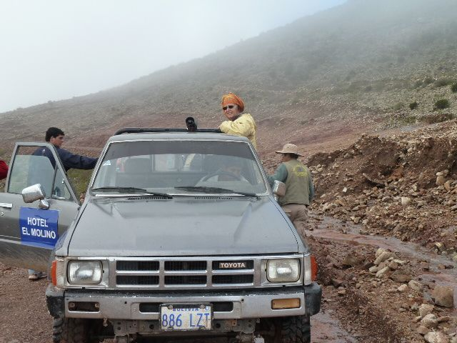 Album - 2011-TOROTORO-Bolivie