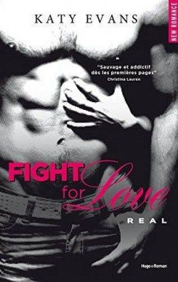 Real, Tome 1 : Fight for love