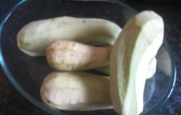 gratin d'aubergine