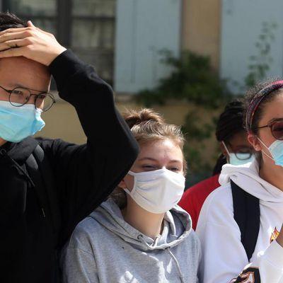 Le Département offre deux masques à chaque collégien