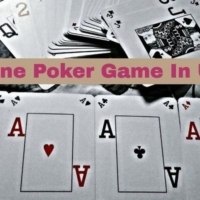 Which Is The Best online poker game in USA