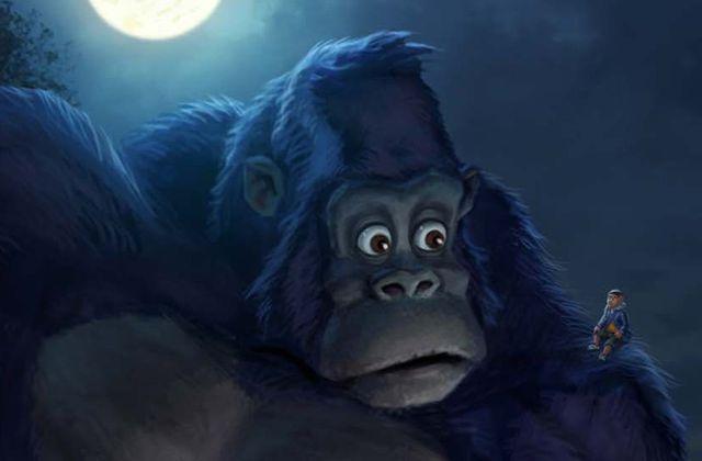 Critiques Séries : Kong : King of the Apes. Saison 1. Pilot.