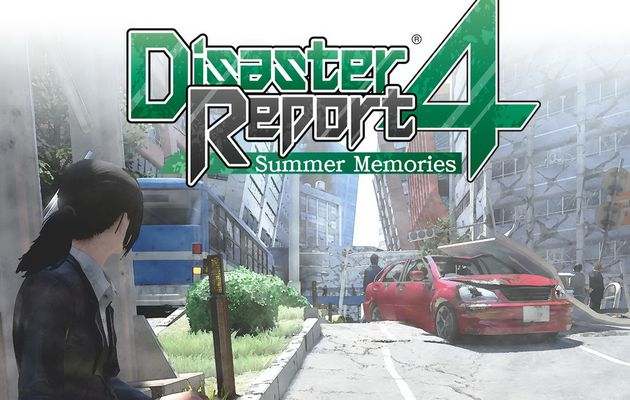 [TEST] DISASTER REPORT 4 SUMMER MEMORIES PS4 : c'est la cata, c'est la catastrophe...