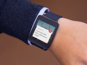 PayPal, Google Maps and Pinterest among the first Android Wear-ready apps