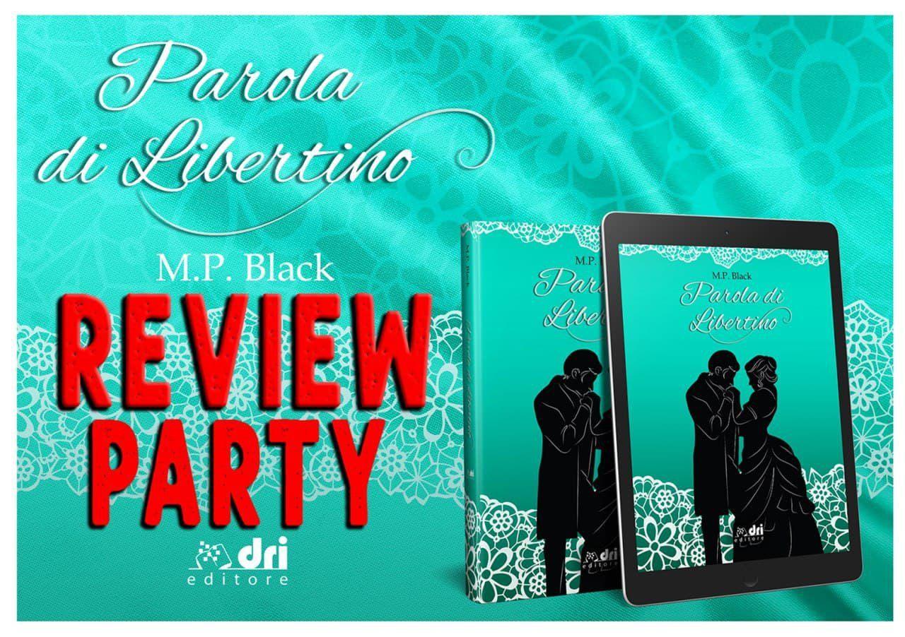 Review Party Parola di libertino