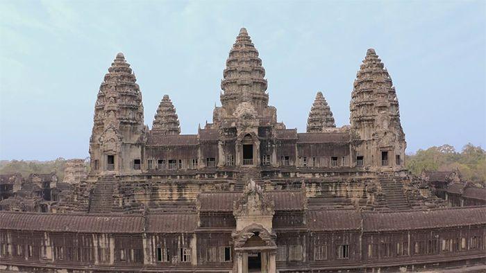 """""""Angkor Vat : mégastructure XXL"""" documentaire inédit ce soir sur RMC Découverte"""