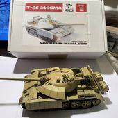 Char T55 Enigma (Tank-mania - 1/48 - par Philippe S.) -