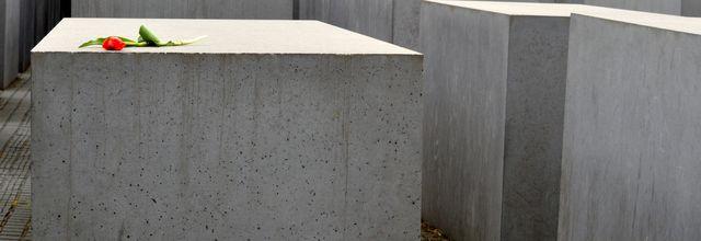 Le Mémorial de l'Holocauste, Berlin