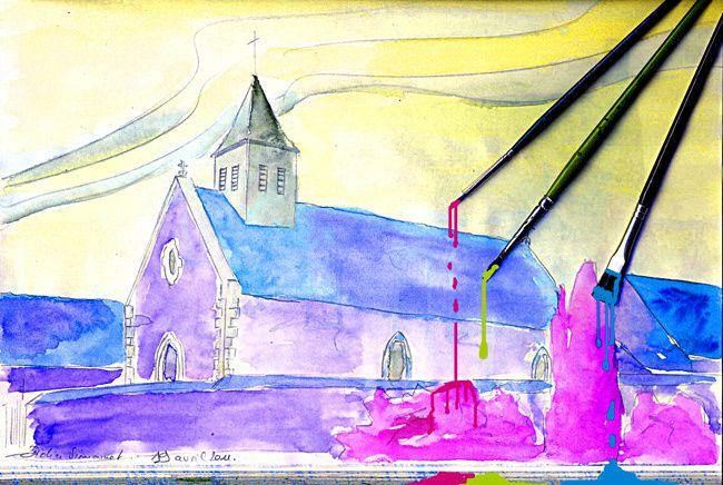 Album - L'univers artistique de Didier Simonnet ( Tome II )
