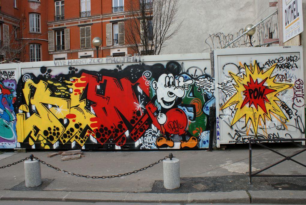 Album - Graffitis-PARIS-2011