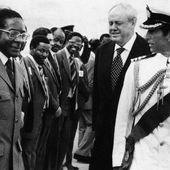 Zimbabwe: Los 37 años en el poder del dinosaurio de Harare, Robertinho Mugabe, en 11 polémicas frases. - El Muni