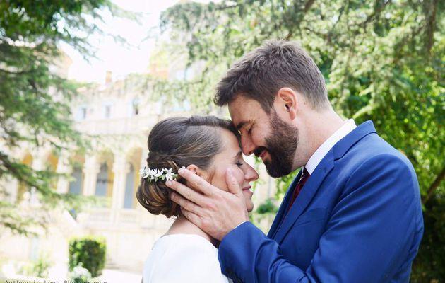 Joli mariage au Château Sainte Cécile // Photographe mariage Montpellier
