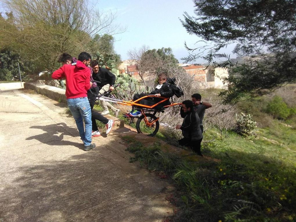 Circuito Ecotrail Sicilia 2016 (9^ ed.). Con il Trail della Val d'Ippari (Vittoria), una bella giornata di sport senza barriere